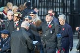 March Past, Remembrance Sunday at the Cenotaph 2016: D06 Stoll (Sir Oswald Stoll Foundation). Cenotaph, Whitehall, London SW1, London, Greater London, United Kingdom, on 13 November 2016 at 12:59, image #1299