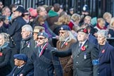 March Past, Remembrance Sunday at the Cenotaph 2016: D06 Stoll (Sir Oswald Stoll Foundation). Cenotaph, Whitehall, London SW1, London, Greater London, United Kingdom, on 13 November 2016 at 12:59, image #1301