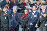 March Past, Remembrance Sunday at the Cenotaph 2016: D06 Stoll (Sir Oswald Stoll Foundation). Cenotaph, Whitehall, London SW1, London, Greater London, United Kingdom, on 13 November 2016 at 12:59, image #1303