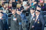 March Past, Remembrance Sunday at the Cenotaph 2016: D09 Northern Ireland Veterans' Association. Cenotaph, Whitehall, London SW1, London, Greater London, United Kingdom, on 13 November 2016 at 13:00, image #1336