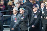 March Past, Remembrance Sunday at the Cenotaph 2016: D10 South Atlantic Medal Association. Cenotaph, Whitehall, London SW1, London, Greater London, United Kingdom, on 13 November 2016 at 13:00, image #1341