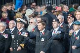March Past, Remembrance Sunday at the Cenotaph 2016: D10 South Atlantic Medal Association. Cenotaph, Whitehall, London SW1, London, Greater London, United Kingdom, on 13 November 2016 at 13:00, image #1345