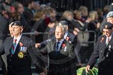 March Past, Remembrance Sunday at the Cenotaph 2016: D11 SSAFA. Cenotaph, Whitehall, London SW1, London, Greater London, United Kingdom, on 13 November 2016 at 13:00, image #1373