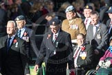 March Past, Remembrance Sunday at the Cenotaph 2016: D11 SSAFA. Cenotaph, Whitehall, London SW1, London, Greater London, United Kingdom, on 13 November 2016 at 13:00, image #1374