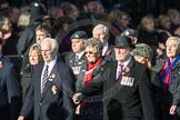 March Past, Remembrance Sunday at the Cenotaph 2016: D11 SSAFA. Cenotaph, Whitehall, London SW1, London, Greater London, United Kingdom, on 13 November 2016 at 13:00, image #1381