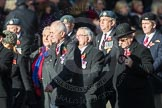March Past, Remembrance Sunday at the Cenotaph 2016: D11 SSAFA. Cenotaph, Whitehall, London SW1, London, Greater London, United Kingdom, on 13 November 2016 at 13:00, image #1384
