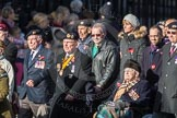 March Past, Remembrance Sunday at the Cenotaph 2016: D13 Association of Jewish Ex-Servicemen & Women. Cenotaph, Whitehall, London SW1, London, Greater London, United Kingdom, on 13 November 2016 at 13:01, image #1410