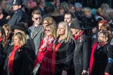 March Past, Remembrance Sunday at the Cenotaph 2016: D15 Army Widows Association. Cenotaph, Whitehall, London SW1, London, Greater London, United Kingdom, on 13 November 2016 at 13:01, image #1442