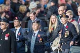 March Past, Remembrance Sunday at the Cenotaph 2016: D23 The Royal British Legion. Cenotaph, Whitehall, London SW1, London, Greater London, United Kingdom, on 13 November 2016 at 13:02, image #1491