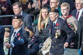 March Past, Remembrance Sunday at the Cenotaph 2016: D23 The Royal British Legion. Cenotaph, Whitehall, London SW1, London, Greater London, United Kingdom, on 13 November 2016 at 13:02, image #1492