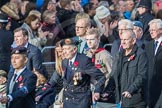 March Past, Remembrance Sunday at the Cenotaph 2016: D23 The Royal British Legion. Cenotaph, Whitehall, London SW1, London, Greater London, United Kingdom, on 13 November 2016 at 13:02, image #1493