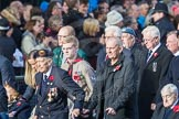 March Past, Remembrance Sunday at the Cenotaph 2016: D23 The Royal British Legion. Cenotaph, Whitehall, London SW1, London, Greater London, United Kingdom, on 13 November 2016 at 13:02, image #1494