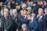 March Past, Remembrance Sunday at the Cenotaph 2016: D23 The Royal British Legion. Cenotaph, Whitehall, London SW1, London, Greater London, United Kingdom, on 13 November 2016 at 13:02, image #1495