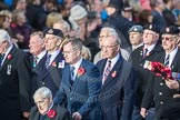 March Past, Remembrance Sunday at the Cenotaph 2016: D23 The Royal British Legion. Cenotaph, Whitehall, London SW1, London, Greater London, United Kingdom, on 13 November 2016 at 13:02, image #1496