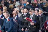 March Past, Remembrance Sunday at the Cenotaph 2016: D23 The Royal British Legion. Cenotaph, Whitehall, London SW1, London, Greater London, United Kingdom, on 13 November 2016 at 13:02, image #1497
