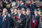 March Past, Remembrance Sunday at the Cenotaph 2016: D23 The Royal British Legion. Cenotaph, Whitehall, London SW1, London, Greater London, United Kingdom, on 13 November 2016 at 13:02, image #1498
