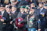 March Past, Remembrance Sunday at the Cenotaph 2016: D23 The Royal British Legion. Cenotaph, Whitehall, London SW1, London, Greater London, United Kingdom, on 13 November 2016 at 13:02, image #1500