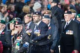 March Past, Remembrance Sunday at the Cenotaph 2016: D23 The Royal British Legion. Cenotaph, Whitehall, London SW1, London, Greater London, United Kingdom, on 13 November 2016 at 13:02, image #1503