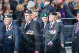 March Past, Remembrance Sunday at the Cenotaph 2016: D23 The Royal British Legion. Cenotaph, Whitehall, London SW1, London, Greater London, United Kingdom, on 13 November 2016 at 13:02, image #1505