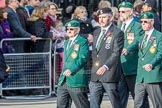March Past, Remembrance Sunday at the Cenotaph 2016: D24 The Royal British Legion Scotland. Cenotaph, Whitehall, London SW1, London, Greater London, United Kingdom, on 13 November 2016 at 13:02, image #1510