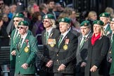 March Past, Remembrance Sunday at the Cenotaph 2016: D24 The Royal British Legion Scotland. Cenotaph, Whitehall, London SW1, London, Greater London, United Kingdom, on 13 November 2016 at 13:02, image #1514