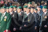 March Past, Remembrance Sunday at the Cenotaph 2016: D24 The Royal British Legion Scotland. Cenotaph, Whitehall, London SW1, London, Greater London, United Kingdom, on 13 November 2016 at 13:02, image #1518