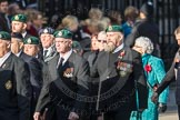 March Past, Remembrance Sunday at the Cenotaph 2016: D24 The Royal British Legion Scotland. Cenotaph, Whitehall, London SW1, London, Greater London, United Kingdom, on 13 November 2016 at 13:02, image #1520