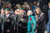 March Past, Remembrance Sunday at the Cenotaph 2016: D24 The Royal British Legion Scotland. Cenotaph, Whitehall, London SW1, London, Greater London, United Kingdom, on 13 November 2016 at 13:02, image #1521