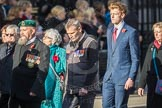 March Past, Remembrance Sunday at the Cenotaph 2016: D24 The Royal British Legion Scotland. Cenotaph, Whitehall, London SW1, London, Greater London, United Kingdom, on 13 November 2016 at 13:02, image #1523