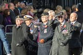 March Past, Remembrance Sunday at the Cenotaph 2016: D26 The Circuit of Service Lodges. Cenotaph, Whitehall, London SW1, London, Greater London, United Kingdom, on 13 November 2016 at 13:02, image #1529