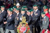 March Past, Remembrance Sunday at the Cenotaph 2016: E01 Royal Marines Association. Cenotaph, Whitehall, London SW1, London, Greater London, United Kingdom, on 13 November 2016 at 13:03, image #1576