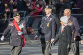 March Past, Remembrance Sunday at the Cenotaph 2016: E02 Royal Naval Association. Cenotaph, Whitehall, London SW1, London, Greater London, United Kingdom, on 13 November 2016 at 13:03, image #1589