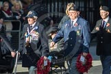 March Past, Remembrance Sunday at the Cenotaph 2016: E02 Royal Naval Association. Cenotaph, Whitehall, London SW1, London, Greater London, United Kingdom, on 13 November 2016 at 13:03, image #1623