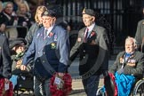 March Past, Remembrance Sunday at the Cenotaph 2016: E02 Royal Naval Association. Cenotaph, Whitehall, London SW1, London, Greater London, United Kingdom, on 13 November 2016 at 13:03, image #1625