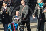 March Past, Remembrance Sunday at the Cenotaph 2016: E02 Royal Naval Association. Cenotaph, Whitehall, London SW1, London, Greater London, United Kingdom, on 13 November 2016 at 13:03, image #1628