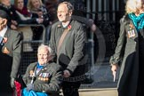 March Past, Remembrance Sunday at the Cenotaph 2016: E02 Royal Naval Association. Cenotaph, Whitehall, London SW1, London, Greater London, United Kingdom, on 13 November 2016 at 13:03, image #1629