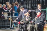 March Past, Remembrance Sunday at the Cenotaph 2016: E03 Merchant Navy Association. Cenotaph, Whitehall, London SW1, London, Greater London, United Kingdom, on 13 November 2016 at 13:03, image #1631