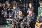 March Past, Remembrance Sunday at the Cenotaph 2016: E03 Merchant Navy Association. Cenotaph, Whitehall, London SW1, London, Greater London, United Kingdom, on 13 November 2016 at 13:03, image #1632