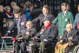 March Past, Remembrance Sunday at the Cenotaph 2016: E03 Merchant Navy Association. Cenotaph, Whitehall, London SW1, London, Greater London, United Kingdom, on 13 November 2016 at 13:03, image #1633