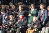 March Past, Remembrance Sunday at the Cenotaph 2016: E03 Merchant Navy Association. Cenotaph, Whitehall, London SW1, London, Greater London, United Kingdom, on 13 November 2016 at 13:03, image #1634
