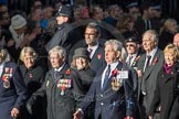 March Past, Remembrance Sunday at the Cenotaph 2016: E05 Flower Class Corvette Association. Cenotaph, Whitehall, London SW1, London, Greater London, United Kingdom, on 13 November 2016 at 13:04, image #1667