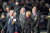 March Past, Remembrance Sunday at the Cenotaph 2016: E06 HMS Andromeda Association. Cenotaph, Whitehall, London SW1, London, Greater London, United Kingdom, on 13 November 2016 at 13:04, image #1669