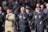 March Past, Remembrance Sunday at the Cenotaph 2016: E06 HMS Andromeda Association. Cenotaph, Whitehall, London SW1, London, Greater London, United Kingdom, on 13 November 2016 at 13:04, image #1674