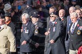 March Past, Remembrance Sunday at the Cenotaph 2016: E06 HMS Andromeda Association. Cenotaph, Whitehall, London SW1, London, Greater London, United Kingdom, on 13 November 2016 at 13:04, image #1675