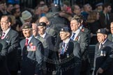 March Past, Remembrance Sunday at the Cenotaph 2016: E08 HMS Cumberland. Cenotaph, Whitehall, London SW1, London, Greater London, United Kingdom, on 13 November 2016 at 13:04, image #1683