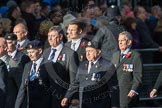 March Past, Remembrance Sunday at the Cenotaph 2016: E08 HMS Cumberland. Cenotaph, Whitehall, London SW1, London, Greater London, United Kingdom, on 13 November 2016 at 13:04, image #1685