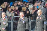March Past, Remembrance Sunday at the Cenotaph 2016: E08 HMS Cumberland. Cenotaph, Whitehall, London SW1, London, Greater London, United Kingdom, on 13 November 2016 at 13:04, image #1688