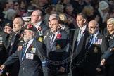 March Past, Remembrance Sunday at the Cenotaph 2016: E09 HMS Ganges Association. Cenotaph, Whitehall, London SW1, London, Greater London, United Kingdom, on 13 November 2016 at 13:04, image #1700