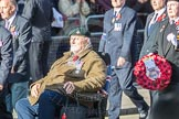 March Past, Remembrance Sunday at the Cenotaph 2016: E09 HMS Ganges Association. Cenotaph, Whitehall, London SW1, London, Greater London, United Kingdom, on 13 November 2016 at 13:04, image #1707