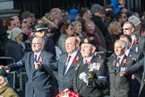 March Past, Remembrance Sunday at the Cenotaph 2016: E10 HMS Glasgow Association. Cenotaph, Whitehall, London SW1, London, Greater London, United Kingdom, on 13 November 2016 at 13:05, image #1709